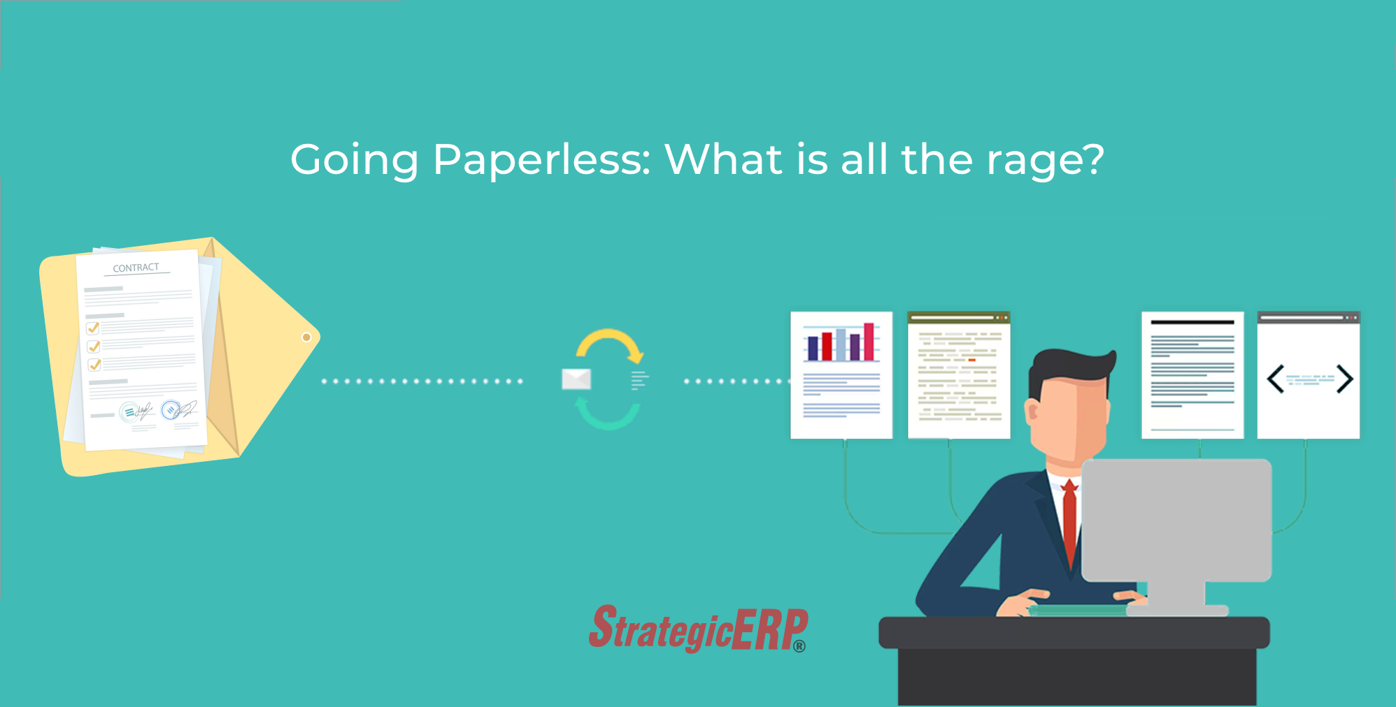 Going Paperless: What is all the rage?